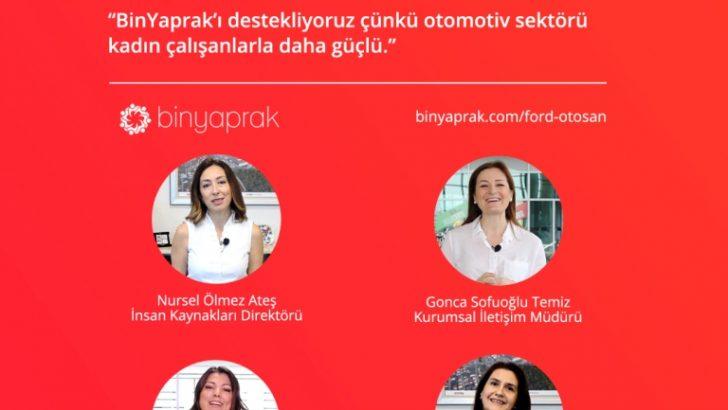 OTOSANLI KADINLAR BİNYAPRAK'TA