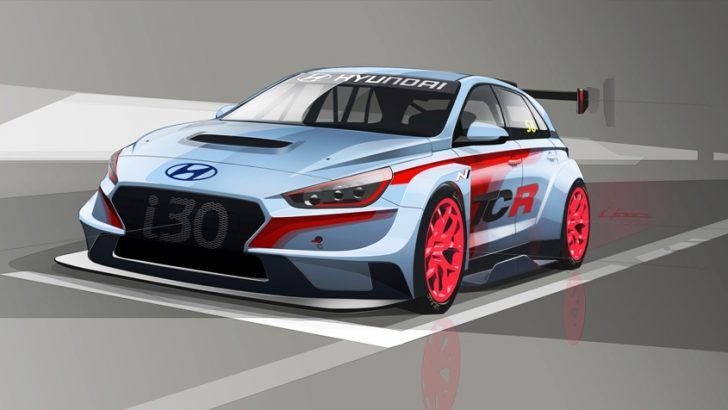 Hyundai i30 N TCR, Test İçin 24 Saatlik Yarışa Giriyor