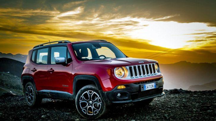 Jeep'ten Renegade'e Şimdi Al, Yarısını Seneye Öde Kampanyası!