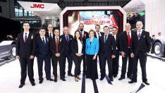 Ford Ecotorq motorlu kamyonlar, Çin yollarına çıkmaya hazırlanıyor