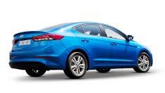 Hyundai Elantra'ya Yeni Donanım Seviyesi: Style Plus