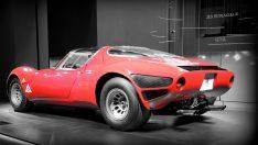 Alfa Romeo 33 Stradale 50 Yaşında!