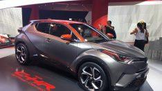 Toyota C-HR Hybrid'in Yeni Konsepti Frankfurt'ta