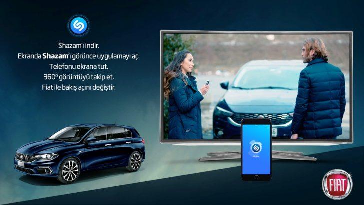 Fiat, Mobil Pazarlamada da Ezber Bozdu  Amerika'da Ödüle Layık Görüldü!