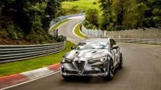 Dünyanın En Hızlı SUV'u: Stelvio Quadrifoglio!