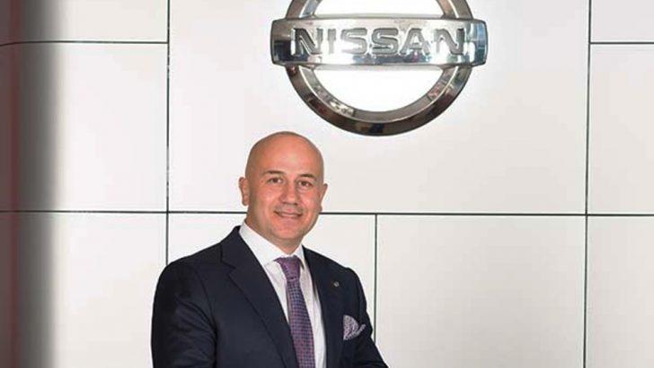 Nissan'dan yeni atama