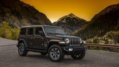 Yeni Jeep Wrangler Gün Yüzüne Çıktı!