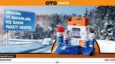 Otopratik, Kışa Özel Kampanya ile  Araç Sahiplerinin Yanında