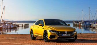 VW ARTEON'A 1.5 LİTRELİK BENZİNLİ