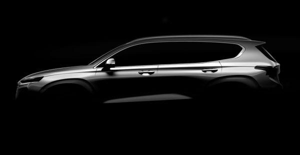 Hyundai, Yeni Santa Fe'den İlk Esintileri Paylaştı