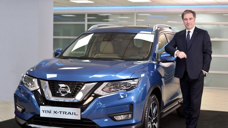 Nissan Türkiye'den yeni rekor