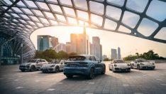 Porsche'den 2017'de rekor satış
