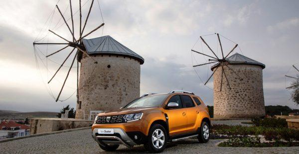 Dacia Duster'ın gözü artık zirvede