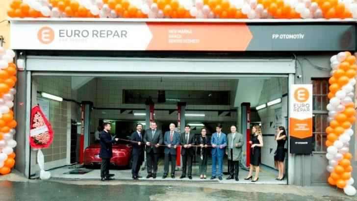 Euro Repar Car Service ağı Türkiye'de yapılanıyor