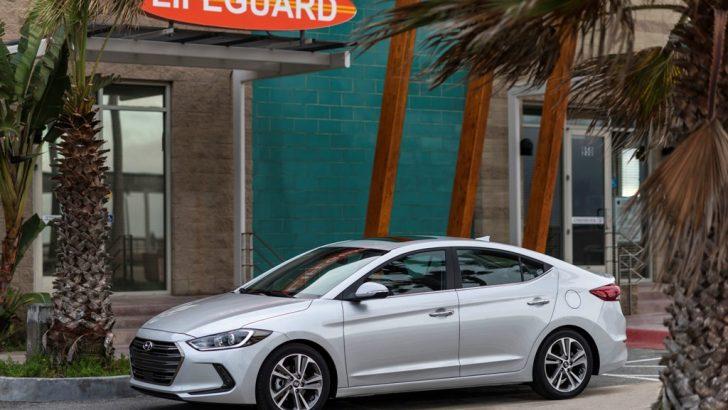 Hyundai Elantra da IIHS Çarpışma Testlerinde En Yüksek Skora Ulaştı