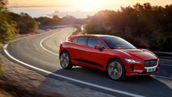 Elektrikli Jaguar I-PACE 'Altın Direksiyon'u Kaptı