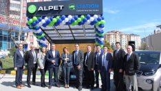 ALPET'TEN ELEKTRİKLİ ŞARJ NOKTASI