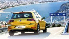 Avec Car Rentals Şimdi de Antalya'da