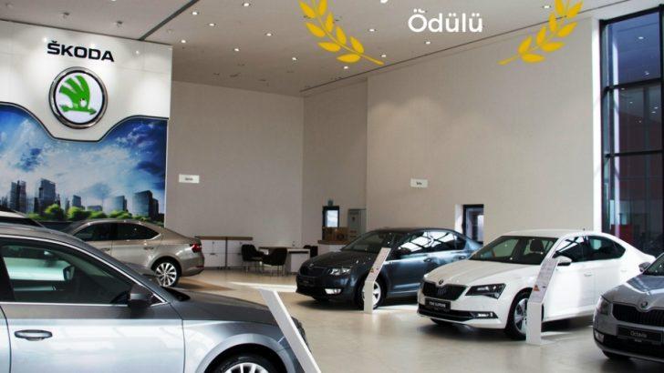 SKODA' nın En İyi Yetkili Satıcısı Avek Otomotiv