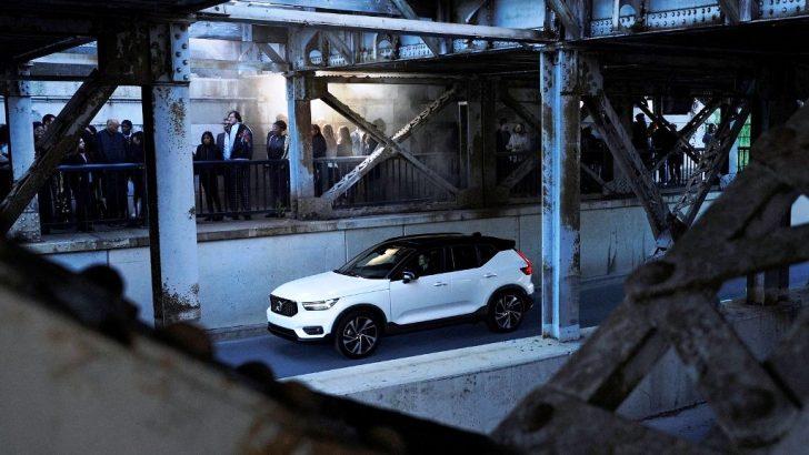 Lüks kompakt SUV pazarına yeni oyuncu