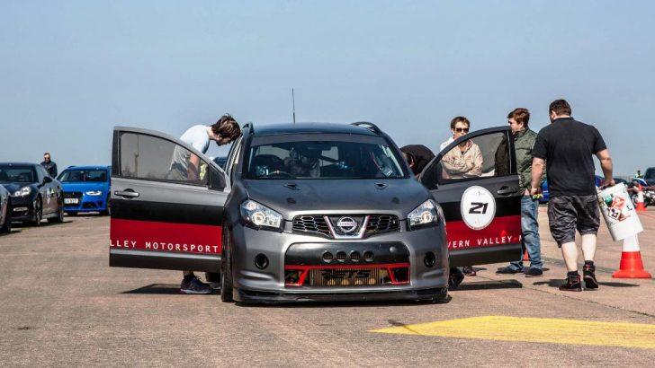 En hızlı SUV Nissan Qashqai