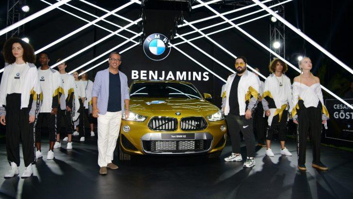 YENİ BMW X2 BODRUM'A DAMGA VURDU