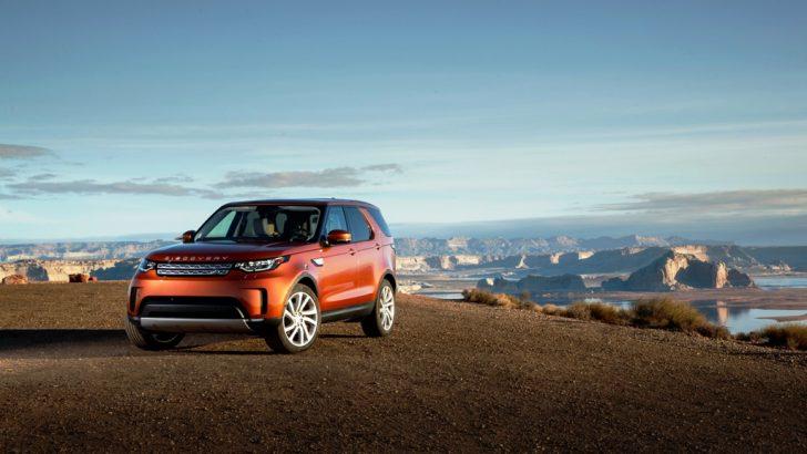 Jaguar ve Land Rover  Ağustos'ta 30 bin TL  Takas Desteği Veriyor