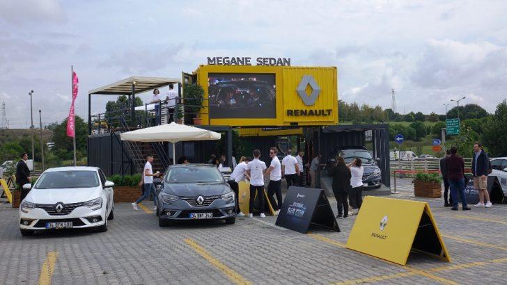 Megane Sedan Roadshow Başladı