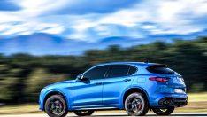 Yılın en güçlü SUV'u Stelvio Quadrifoglio