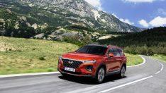 Hyundai'nin SUV'larına ödül