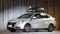 Acer Sürücüsüz Otomobilini Gün Yüzüne Çıkardı
