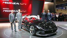 Ferrari Monza SP1 ve SP2 Paris Otomobil Fuarı'nda Görücüye Çıktı!