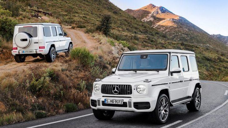 Yeni Mercedes G-Serisi Türkiye'de