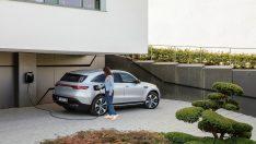 Elektrikli SUV'nin örtüsü kalktı