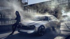 Peugeot'dan elektrikli yeni konsept