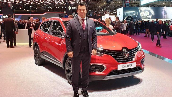 Renault'dan Paris Otomobil Fuarı'nda İki Dünya Prömiyeri: EZ-ULTIMO ve Yeni Kadjar