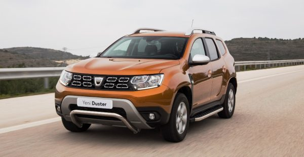 Dacia Duster'da  ÖTV indirimine ek indirimler ve sıfır faiz fırsatı