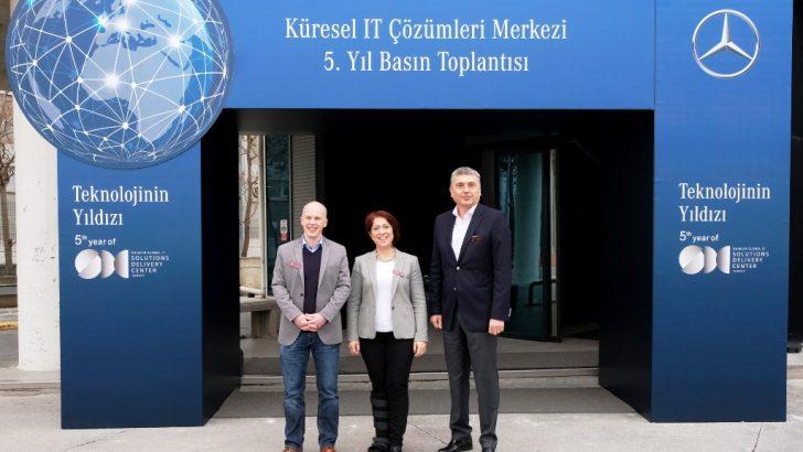 IT Çözümleri Merkezi 5'inci yılını kutluyor
