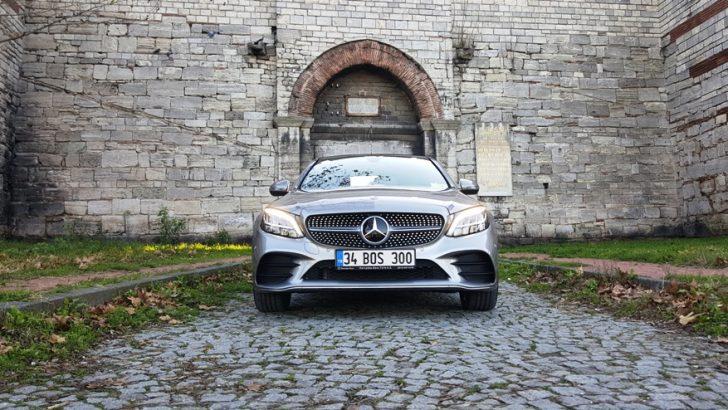 En ideal Mercedes 'C' bu