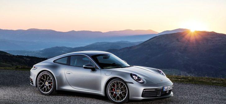 Yeni 911: daha güçlü daha hızlı