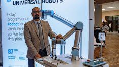 Robot kurulumunda dünyada 20'inciyiz