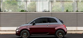 Fiat 500 Collezione Türkiye'de
