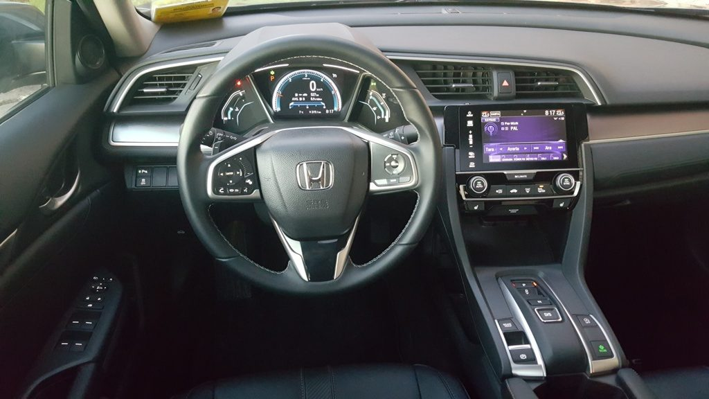 Honda Civicte Dizel Otomatik Otomobil Haberlerigüncel Araçcar