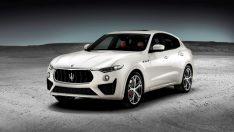 Maserati Levante ailesine yeni üye
