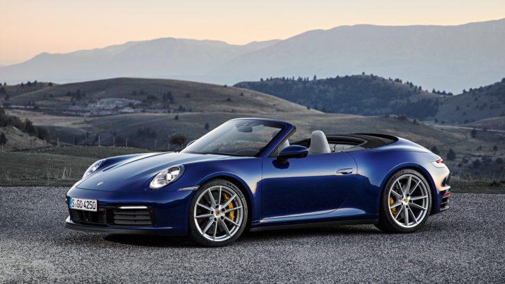 Yeni Porsche 911 Cabriolet hazır