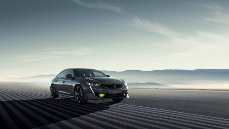 Peugeot Sport 508 ile voltajı artıracak