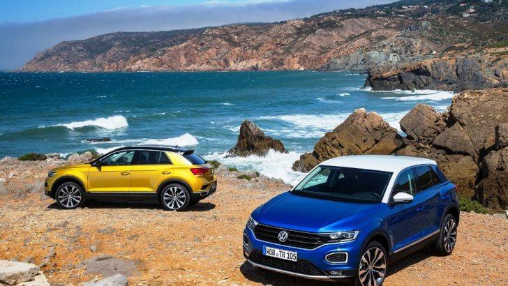 Volkswagen T-Roc Türkiye'de