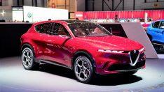 Alfa Romeo Tonale gün yüzüne çıktı