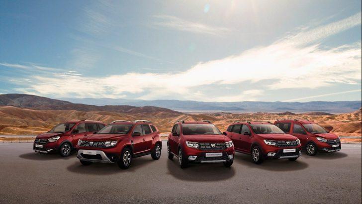 Dacia'dan özel seri