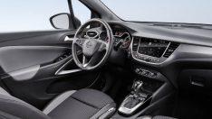 Opel Crossland X'e dizel otomatik geldi